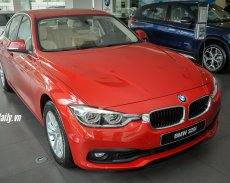 Bán xe BMW 3 Series đời 2016, màu đỏ, xe nhập giá 1 tỷ 300 tr tại Tiền Giang
