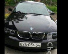 Cần bán BMW 4 Series đời 2004, màu đen, nhập khẩu nguyên chiếc, giá chỉ 230 triệu giá 230 triệu tại Sóc Trăng