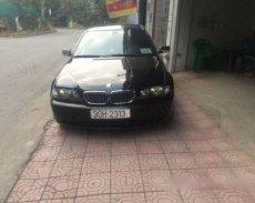 Cần bán gấp BMW 3 Series 318I AT đời 2005, màu đen số tự động, 360 triệu giá 360 triệu tại Thái Bình