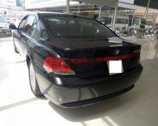 Bán BMW 7 Series 745Li đời 2002, màu đen, xe nhập   giá 505 triệu tại Tp.HCM