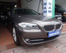 Cần bán xe BMW 5 Series 523i sản xuất 2012, màu nâu giá 1 tỷ 90 tr tại Hà Nội