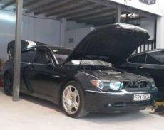 Bán xe BMW 7 Series 745Li đời 2003, màu đen, nhập khẩu   giá 400 triệu tại Tp.HCM