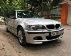 Cần bán BMW 3 Series 318i năm 2004, màu bạc, nhập khẩu giá 285 triệu tại Phú Thọ