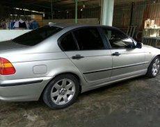 Bán BMW 3 Series sản xuất 2002, màu bạc giá 230 triệu tại Vĩnh Long