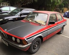 Bán xe BMW 2 cửa số tự động, động cơ 2.0l Sports đời 1987, màu đỏ, xe nhập, giá chỉ 99 triệu giá 99 triệu tại Hà Nội