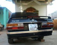 Cần bán lại xe BMW 5 Series 1990, màu đen, nhập khẩu nguyên chiếc giá 160 triệu tại Bình Thuận