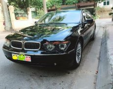 Bán BMW 7 Series 745Li sản xuất 2003, màu đen, nhập khẩu nguyên chiếc số tự động, giá 560tr giá 560 triệu tại Hải Phòng