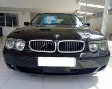 Bán BMW 7 Series 745Li đời 2002, màu đen, nhập khẩu giá 515 triệu tại Tp.HCM
