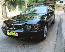 Cần bán BMW 7 Series 745LI 2003, màu đen, xe nhập số tự động giá 560 triệu tại Hải Phòng