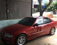 Bán xe BMW 3 Series đời 1997, màu đỏ, nhập khẩu, giá 215tr giá 215 triệu tại Gia Lai