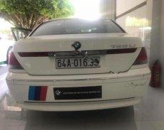 Cần bán gấp BMW 7 Series 760i đời 2001, màu trắng, nhập khẩu, 300 triệu giá 300 triệu tại Vĩnh Long