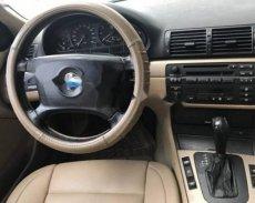 Bán BMW 3 Series 318i đời 2001, màu đen, xe nhập, giá tốt giá 218 triệu tại Bình Định