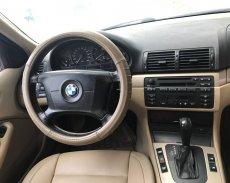 Cần bán BMW 1 Series 318i sản xuất 2001, màu đen, xe nhập số tự động giá cạnh tranh giá 210 triệu tại Bình Định
