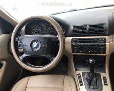 Bán BMW 3 Series 318i sản xuất 2001, màu đen, nhập khẩu   giá 210 triệu tại Bình Định