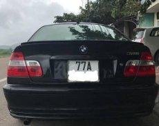 Bán BMW 3 Series đời 2001, màu đen giá 220 triệu tại Bình Định
