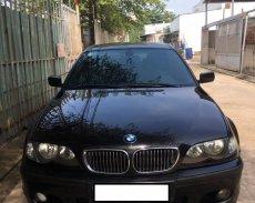 Bán ô tô BMW 318i năm 2004, màu đen, nhập khẩu nguyên chiếc giá 295 triệu tại Tiền Giang