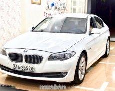 Bán BMW 528i đời 2013, màu trắng, xe nhập, số tự động giá 1 tỷ 199 tr tại Tp.HCM