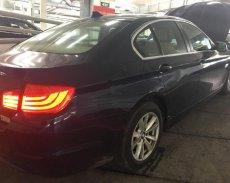 Chính chủ bán BMW 5 Series 523i sản xuất 2012, màu xanh lam, nhập khẩu giá 1 tỷ 200 tr tại Tp.HCM