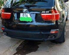 Bán xe BMW X5 năm 2007, màu đen, nhập khẩu đẹp như mới, 646tr giá 646 triệu tại Gia Lai