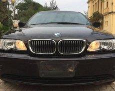 Bán xe BMW 3 Series 325i đời 2005, màu đen, nhập khẩu  giá 352 triệu tại Thái Nguyên
