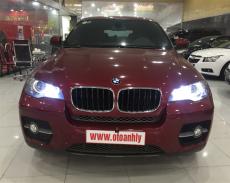 Salon bán xe BMW X6 đời 2008, màu đỏ, nhập khẩu, số tự động giá 999 triệu tại Phú Thọ