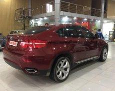 Bán BMW X6 sản xuất 2008, màu đỏ, nhập khẩu nguyên chiếc số tự động, giá tốt giá 999 triệu tại Phú Thọ