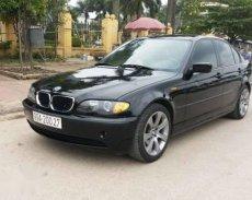 Bán xe BMW 3 Series 318i sản xuất 2002, màu đen   giá 185 triệu tại Bắc Ninh