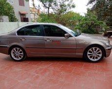 Cần bán xe BMW 325i đời 2004, màu vàng, nhập khẩu nguyên chiếc giá 278 triệu tại Thanh Hóa