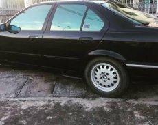 Bán BMW 3 Series 320i sản xuất năm 1997, màu đen, nhập khẩu giá 125 triệu tại Long An