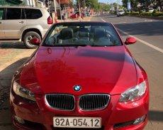 Bán BMW 3 Series năm 2009, màu đỏ, xe nhập giá 845 triệu tại Gia Lai