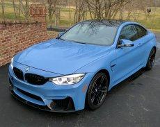 (BMW Miền Nam) cần bán BMW M4 2017, màu xanh lam, nhập khẩu chính hãng, LH: 0978877754 giá 3 tỷ 999 tr tại Đà Nẵng