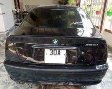 Bán xe BMW 325i 325i đời 2004, màu đen, giá 245tr giá 245 triệu tại Thanh Hóa