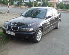 Bán xe BMW 3 Series 2004, màu đen, nhập khẩu chính hãng, giá tốt giá 325 triệu tại Long An