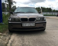 Bán xe BMW 3 Series đời 2005, màu xám (cát), nhập khẩu nguyên chiếc, giá 325tr giá 325 triệu tại Bình Dương