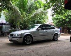 Bán xe BMW 325 sản xuất năm 2005, màu bạc số tự động, giá chỉ 295 triệu giá 295 triệu tại Long An