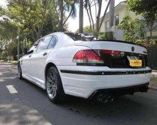 Cần bán xe BMW 7 Series 745LI sản xuất năm 2004, màu trắng, xe biển Sài Gòn VIP ngay chủ ký giá 520 triệu tại Tp.HCM