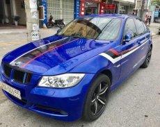 Cần bán BMW 320i sản xuất 2008, màu xanh lam, xe nhập như mới giá 455 triệu tại Hà Tĩnh