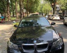 Cần bán gấp BMW 3 Series 320i đời 2008, màu đen, xe nhập, giá 440tr giá 440 triệu tại Tp.HCM