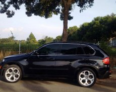 Cần bán xe BMW X5 2007, màu đen, nhập khẩu nguyên chiếc giá 700 triệu tại Bắc Giang