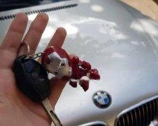 Cần bán lại xe BMW 3 Series 325i 2003, màu bạc, nhập khẩu, giá tốt giá 280 triệu tại Gia Lai