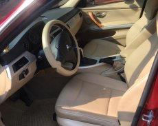 Bán xe BMW 3 Series 320i đời 2011, màu đỏ, xe nhập đã đi 98000 km giá 520 triệu tại Bình Dương