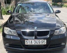 Bán BMW 3 Series năm 2007, màu đen, xe nhập, giá tốt 420triệu giá 420 triệu tại Tp.HCM