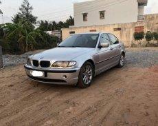 Chính chủ bán BMW 3 Series 318i sản xuất năm 2004, màu bạc, nhập khẩu giá 260 triệu tại Bến Tre