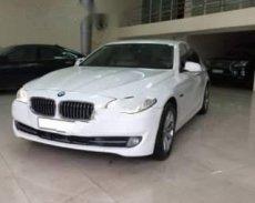 Bán BMW 520i đời 2012, màu trắng, nhập khẩu giá 1 tỷ 160 tr tại Hà Nội