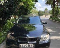 Cần bán BMW 3 Series 320i năm sản xuất 2008, màu đen, xe nhập số tự động giá 410 triệu tại Tp.HCM