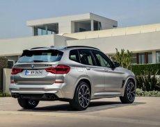 Bán ô tô BMW X3 đời 2019, màu bạc, nhập khẩu giá 1 tỷ 999 tr tại Đồng Nai