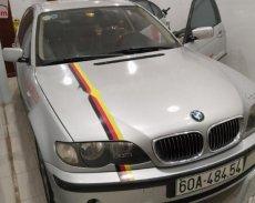 Bán BMW 3 Series 318i đời 2005, màu bạc số tự động giá 220 triệu tại Đồng Nai