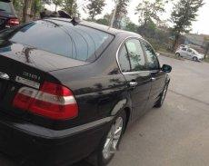 Cần bán lại xe BMW 3 Series 318i đời 2004, màu đen, nhập khẩu chính chủ giá 230 triệu tại Hà Nội