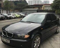 Bán BMW 3 Series 318i năm 2003, màu đen xe gia đình, giá chỉ 185 triệu giá 185 triệu tại Hà Nội