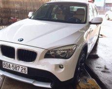 Cần bán xe BMW X1 2010, màu trắng xe gia đình giá 550 triệu tại Đồng Nai